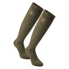 Wool Socks Long - 2-pack Deerhunter
