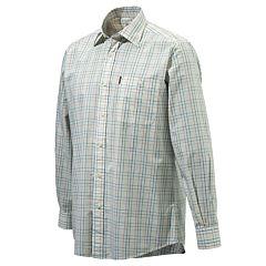 Beretta Drip Dry Plain Collar Shirt Beretta