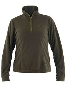 Beretta W's Light Polar Fleece HalF Zip Beretta