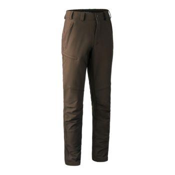 Strike Full Stretch Trousers Green Deerhunter