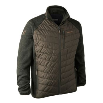Moor Padded Jacket w. Knit Deerhunter