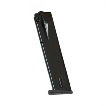 20 rounds 9mm standard magazine Series 92 fs - Shiny Beretta