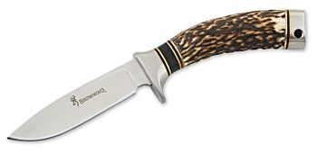 knife  Browning Nontypical Stag Drop Browning