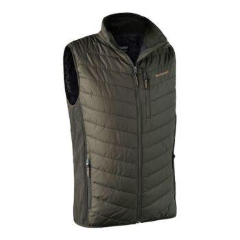 Moor Padded Waistcoat with softshell Deerhunter