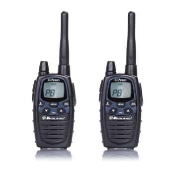 DUAL BAND TRANSCEIVER Midland