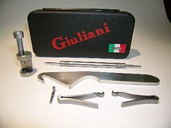 SPARE PARTS NOT ORIGINAL Giuliani