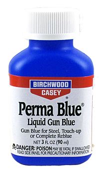 Perma Blue Liquid Burnisher Birchwood