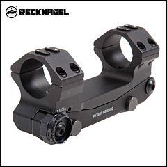ATTACCO MONOBLOCCO RECKNAGEL TACTICAL DIAMETRO 30mm MOA REGOLABILI BH 25MM RECKNAGEL