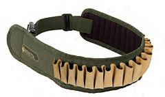 CARTRIDGE BELT 30 LEATHER LOOPS Beretta