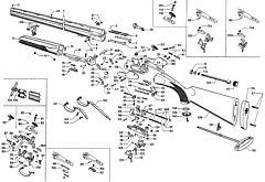 S687GP Gold Pigeon II S687EL cal12 Beretta