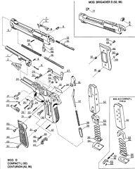 9202 92 D Compact L Type M Beretta