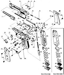 81B 81BB Beretta