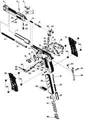 82B 82BB Beretta