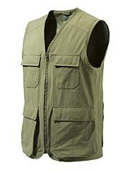 Man's Quick Dry Short Vest Green