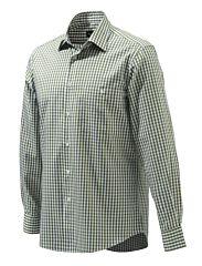 Beretta Plain Collar Classic Shirt Beretta