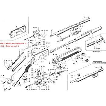A304 stadar 12ga Beretta