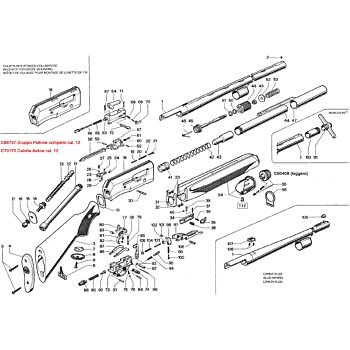 AL390 12 GA Beretta