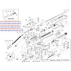 AL391 Urika Syntethic 12 ga Beretta