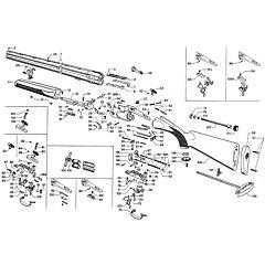 S686E trap skeet sporting 12 ga Beretta