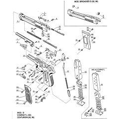 9202 96 D Centurion Beretta