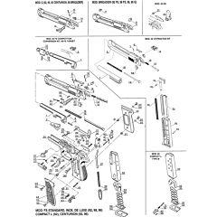 9202 98 FS Target Beretta