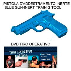BLUE GUN- INERT TRAINING TOOL