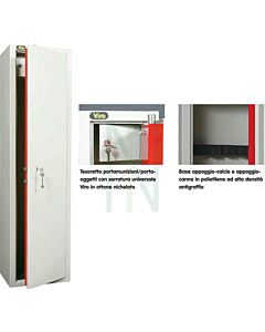 Safes and safety cabinets  FIVE  GUNS  Metalk