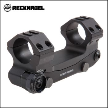 ATTACCO MONOBLOCCO RECKNAGEL TACTICAL DIAMETRO 30mm MOA REGOLABILI BH 25MM RECKNAGEL