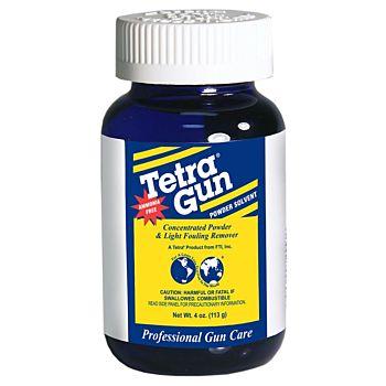 Tetra® Gun Care Introduces Ammonia-Free Powder Solvent Tetra Gun