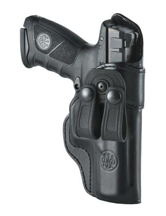 Beretta Leather Holster Model 01 - Easy Fit, Right Hand - APX