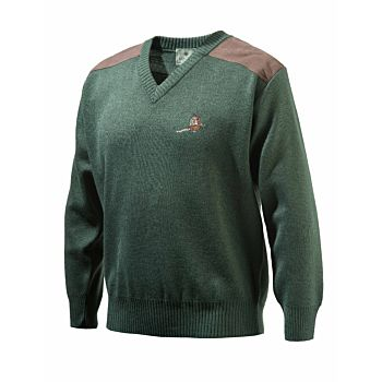 Beretta Pheasant V Neck Sweater Beretta