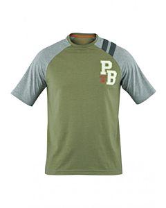 Two Tone Sport T - Shirt Beretta