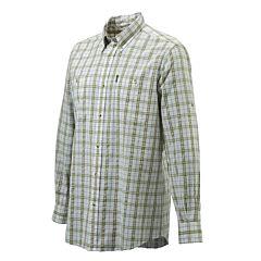 Beretta  Seersucker Travel Shirt Beretta