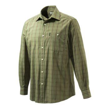 Beretta Camicia Drip Dry Plain Collar Beretta