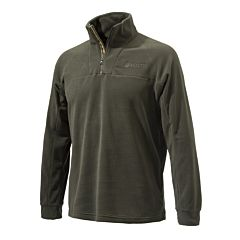 Half zip fleece Chocolate  Beretta