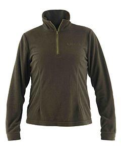 Beretta W's Light Polar Fleece HalF Zip Beretta