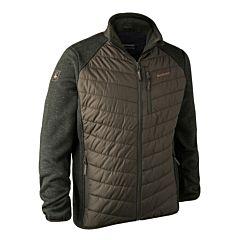 Moor Padded Jacket w. Knit Deerhunter