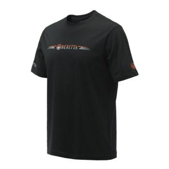 Broken Clay T-Shirt Black Beretta
