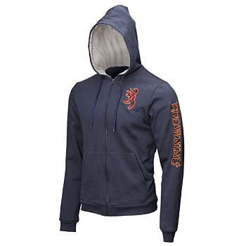Sweatshirt Zip Snapshot Blue Browning